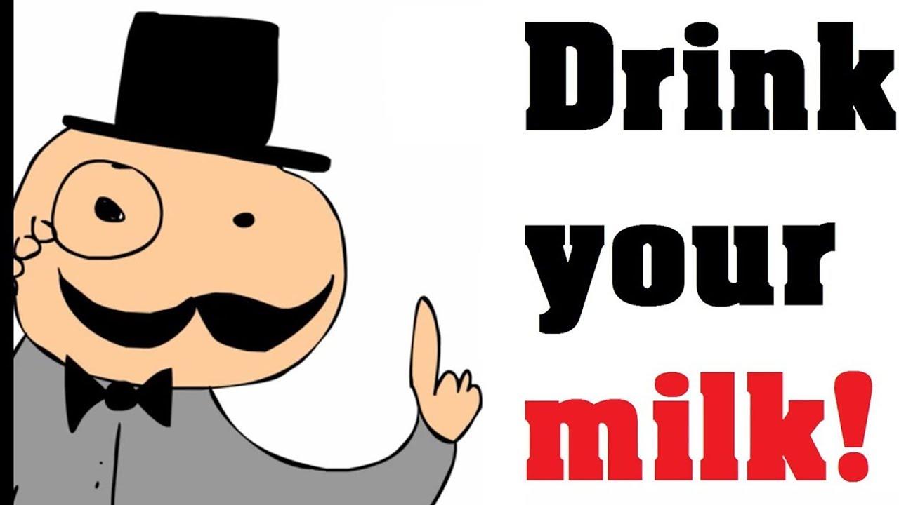 Family and friend 1 - Drink your milk | Học tiếng anh qua bài hát