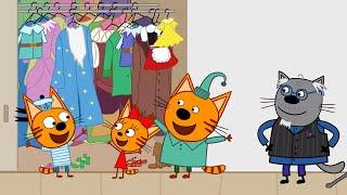 Три кота | Фотосессия | Новая Серия 120 | Мультфильмы для детей