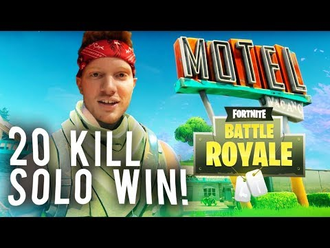 20 KILL SOLO WIN (CRAZIEST FIGHTS)