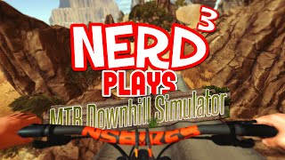 Nerd³ Plays... MTB Downhill Simulator - On Yer Bike(The Simulator Gods frown upon us today. Game Link: http://store.steampowered.com/app/475990/ Nerd³ Site: http://nerdcubed.co.uk Nerd³ Patreon: ..., 2016-07-11T20:00:00.000Z)