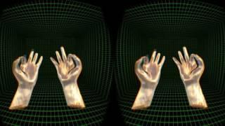 Перчатки виртуальной реальности от Facebook