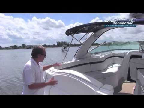 Brand New Rinker 310 Express Cruiser EC Review by Marine Connection Boat Sales