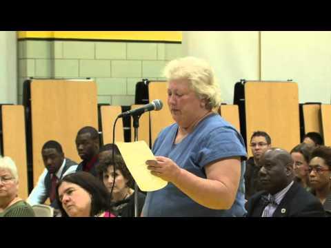 Baltimore City Council Hearing, TransForm Baltimore - Zoning 10/22/2013