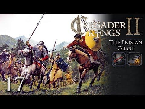 Crusader Kings 2: The Frisian Coast Part 17 - Stupid Sexy Flanders