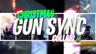 ♪ RIOT - Disorder ♪ - CHRISTMAS GUN SYNC COLLAB!