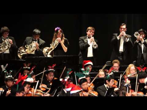 2013-12-12 Troy Symphony Orchestra - Sleigh Ride, Leroy Anderson