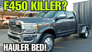 BIG BOY RAM 5500 Limited Truck WITH CM Hauler bed and State Fair of Texas