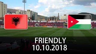 Albania vs Jordan - International Friendly - PES 2019
