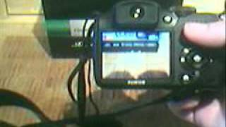 Fujfilm Finepix S5700 / S700 Digital Camera Review / Initial Impressions