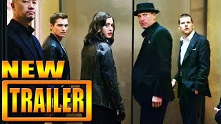 Now You See Me 2 Trailer Official - Jesse Eisenberg, Woody Harrelson