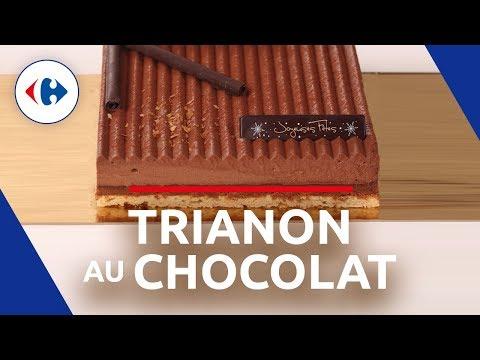 Recette Facile Le Trianon Carrefour Au Chocolat Youtube