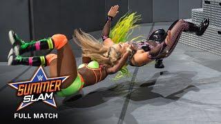 FULL MATCH: Naomi vs. Natalya - SmackDown Women's Championship Match: SummerSlam 2017