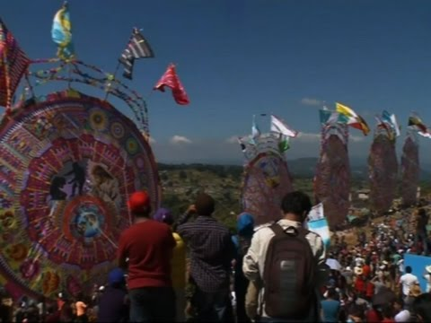 Raw Guatemala Cele Tes Day Of The Dead