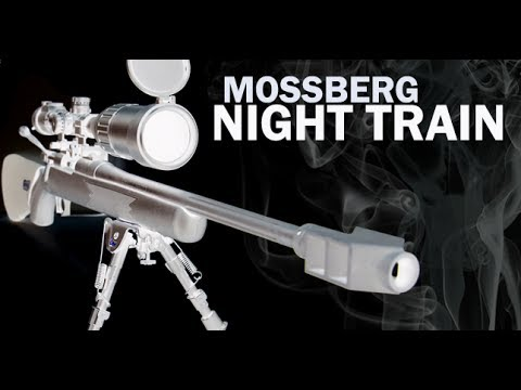 Mossberg ATR100 Night Train - Quick Rundown