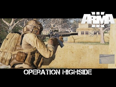 Operation Highside - ArmA 3 Delta Force Gameplay