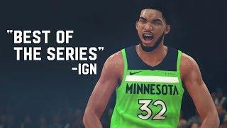 NBA 2K19: Accolades Trailer