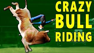 8 to Glory - Bull Riding - Android Gameplay - Official Bull Riding Game of the PBR!
