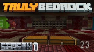 Truly Bedrock Episode 23: Super Smelting