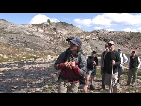 Heli-hiking in the Purcell Mountains with CMH