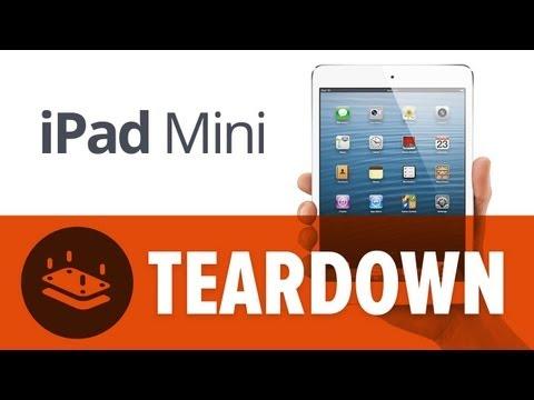 iPad Mini Teardown Review