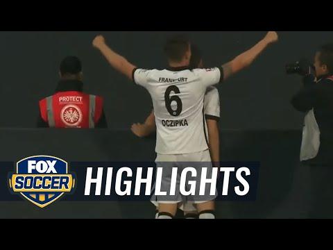 Seferovic puts Frankfurt ahead in Nurnberg | 2015–16 Bundesliga Highlights