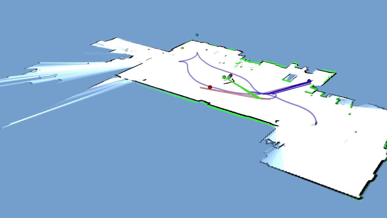 Running Cartographer ROS on a demo bag — Cartographer ROS