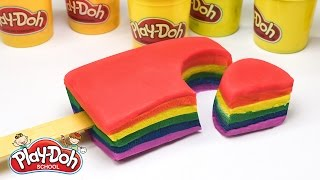 How to Make Play Doh Ice Cream with Molds Fun and Creative for ...