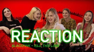 Download lagu BLACKPINK - Kill This Love M/V Reaction by UPBEAT