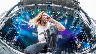 While She Sleeps - Four Walls (Live at Resurrection Fest 2016)