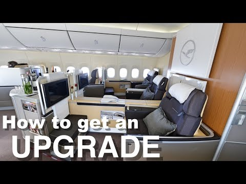 Sam Chui Travel Hacks 2 - How to get an UPGRADE?