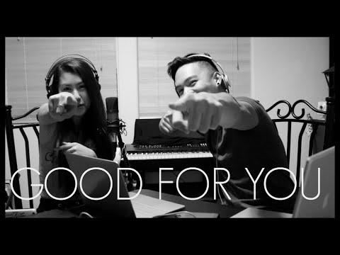 Good For You Cover W/RAP Remix //Jelena Tribute ft. Javlin Baloca