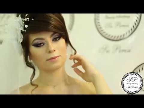 Su Perisi Beauty Academy Stilist Mehparə - Gəlin bəzədilməsi