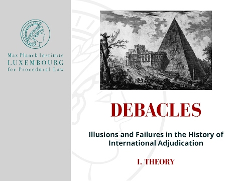 Debacles I. Theory