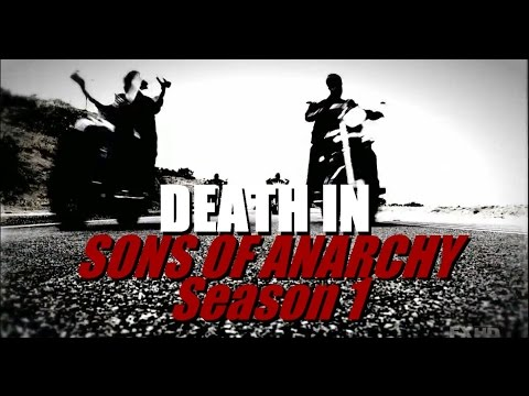 [Death on TV] Sons of Anarchy: Season 1 (TV Series 2008–2014) [Episode 7.1: Freedom] [HD]