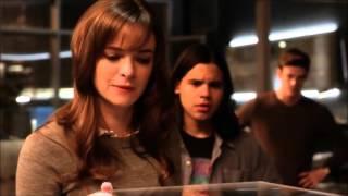 The Flash 2x16 - Snowbarry scenes