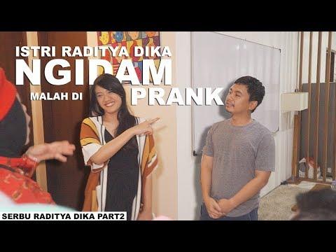 Anissa Ngidam Malah Diprank Raditya Dika - Part 2 | Gen Halilintar