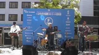 みやざき国際ストリート音楽祭2011 2011.4.29 カリーノ前 T-テラス 演...