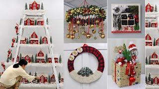 10 Diy christmas decorations 2021🎄 New Christmas decoration ideas 🎄 4