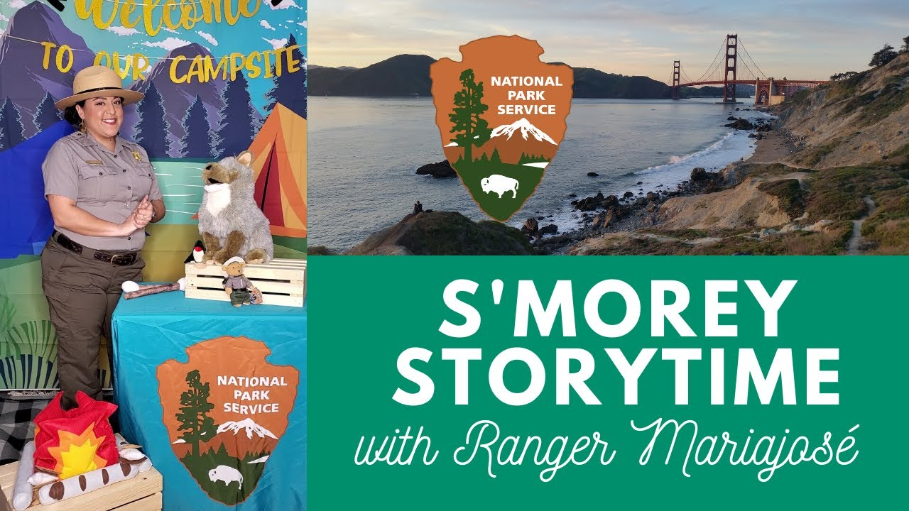 """Smorey Storytime - """"Summer Stride 2020"""" at the San Francisco Public Library"""