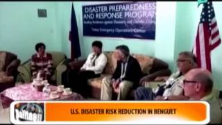 [Balitaan] U.S. Disaster risk reduction in Benguet [07|28|14]