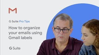 How to organize your emails using Gmail labels