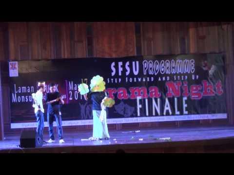 Winning Drama from UMK Drama Competition - 2014