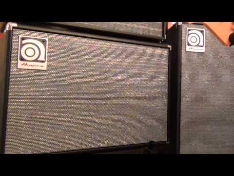 Ampeg SVT212AV & SVT112AV Bass Speaker Cabinets Overview   Full Compass