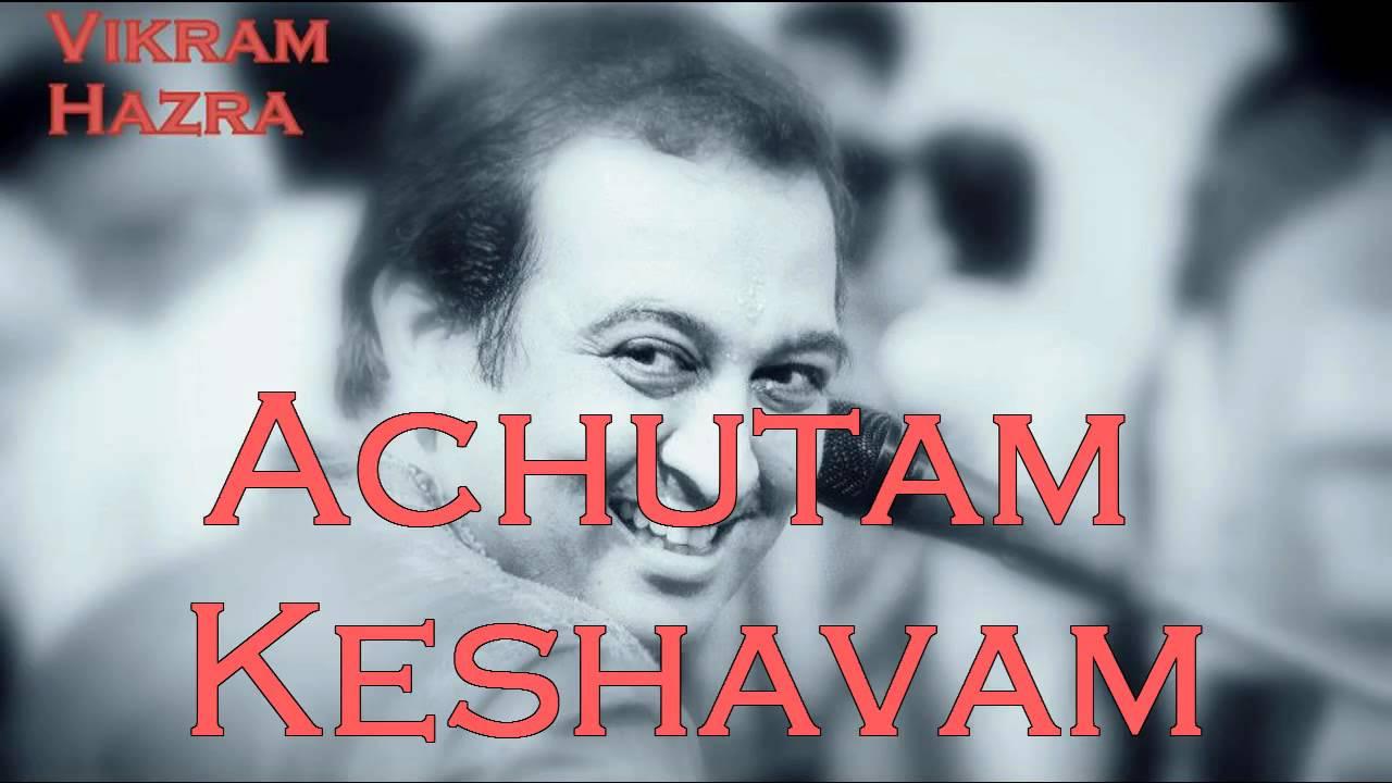 Achityam Keshavam Sai Narayanam Ringtone Achyutam Free Mp3