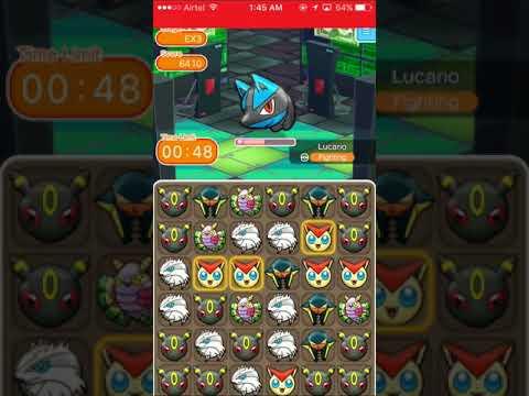 Pokemon Shuffle - 9,999,999 Score Bug On Timed Stages (September 1, 2017)