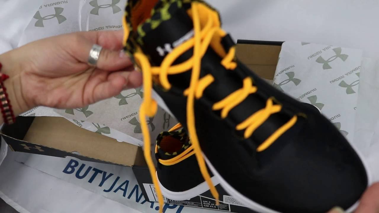 sports shoes 19b1a 4410d Under Armour Womens StudioLux Mid Lnr - unboxing www.butyjana.pl