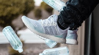 Parley x adidas UltraBOOST LTD Clima (review + on foot)