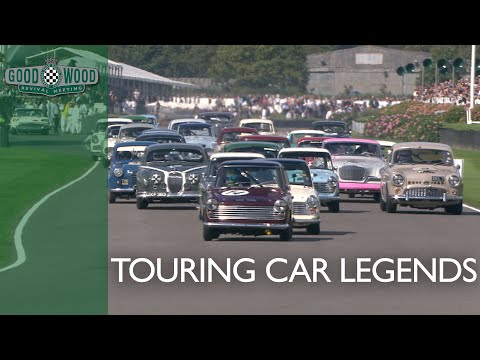 St. Mary's Trophy Highlights | Goodwood Revival 2017