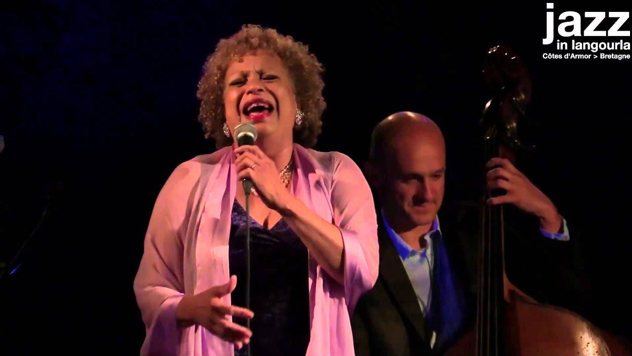 Ronald Baker Quintet invite Michele Hendricks | au 20e Festival Jazz In Langourla