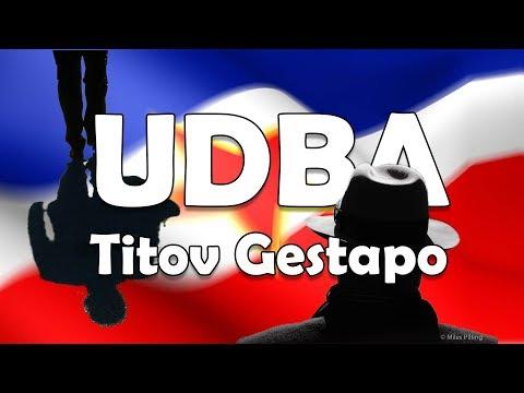 UDBA - Titov Gestapo, bitka za Istinu! - Ljudske priče i razgovori - Ivan Stojanović